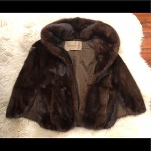 Jackets & Blazers - Mink stole